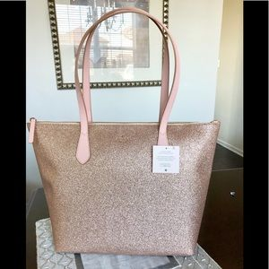 New Kate spade 2019 Holiday LARGE TOTE